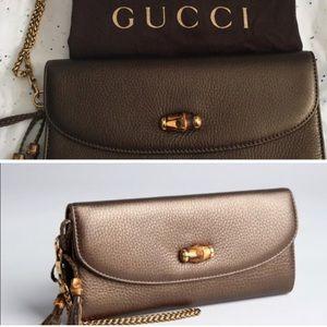 Gucci clutch. New gorgeous